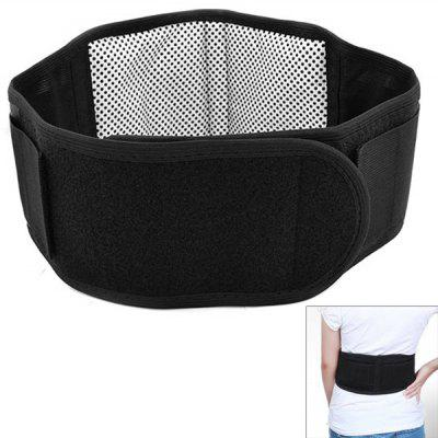 Practical Self - heating Waist Guard with Velcro Design