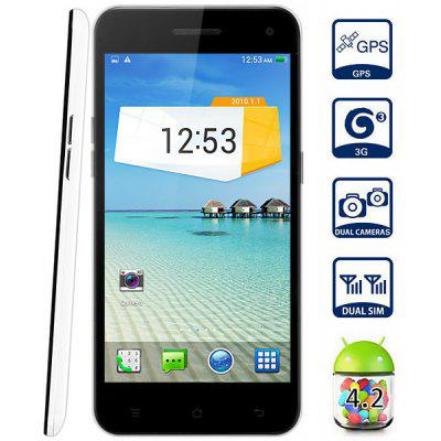 Android 4.2 Mpie 809T 3G Smartphone with 5.0 inch HD OGS Screen MTK6592M Octa Core 1.36GHz 2GB RAM 16GB ROM Gesture Sensing GPS OTG 13.0MP Camera