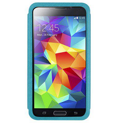 USAMS Touch Series PU + PC Window Case for Samsung Galaxy S5 i9600 SM - G900