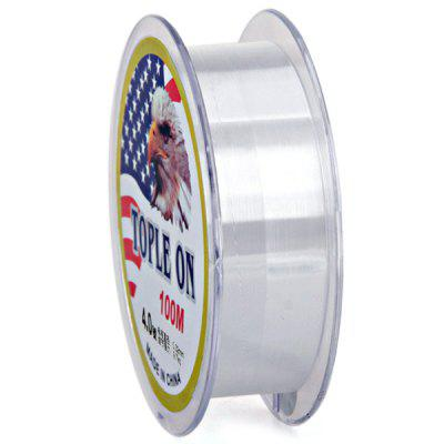Braided Dyneema Diameter 0.32mm 100m Fishing Line with Abrasion ResistantFishing Lines<br>Braided Dyneema Diameter 0.32mm 100m Fishing Line with Abrasion Resistant<br><br>Breaking Strength (kg): 9.7 kg<br>Color: White<br>Length (m): 100 m<br>Line Diameter (mm): 0.32 mm<br>Material: PE<br>Package Contents: 1 x Fishing Line<br>Package size (L x W x H): 12.7 x 10 x 3.7 cm<br>Package weight: 0.09 kg<br>Product size (L x W x H): 9 x 9 x 2.7 cm<br>Product weight: 0.040 kg<br>Style: Fish<br>Type: PE Braided Line