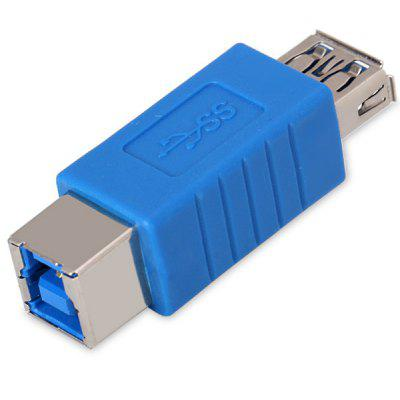USB 3.0 Female to Printer Interface Female Adapter