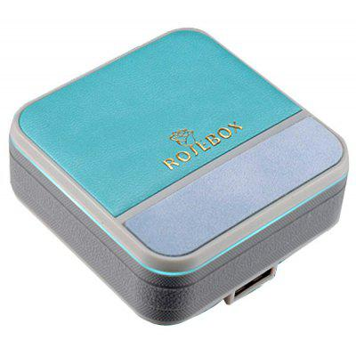 5500mAh Mobile Power Bank Portable Charger with LED Breathing Indicator Lamp