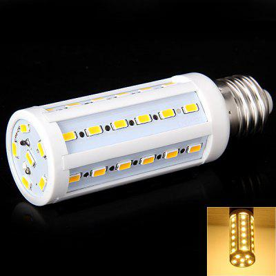 E27 15W 42 x 5730 SMD LED AC220 - 240V 1200lm White 6000 - 6500K Corn Lamp