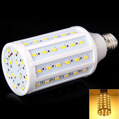 E27 20W 72 x 5730 SMD LED AC220 - 240V 1800lm White 6000 - 6500K Corn Lamp