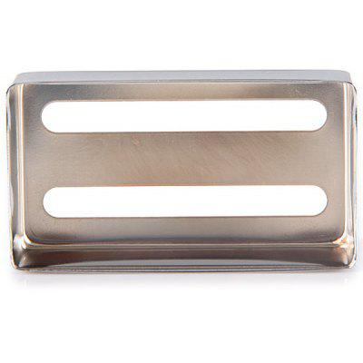 Metal Humbucker Pickup Covers for Electric Guitar and More