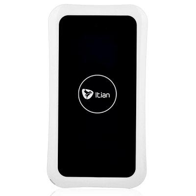 Itian K8 Rectangle Shaped Qi Wireless Charger Launcher