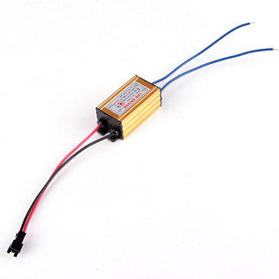 Power Source Input AC100 - 240V Output 6 - 12V 600mA for 6 - 9W RGB/Monochromatic LED Lamp