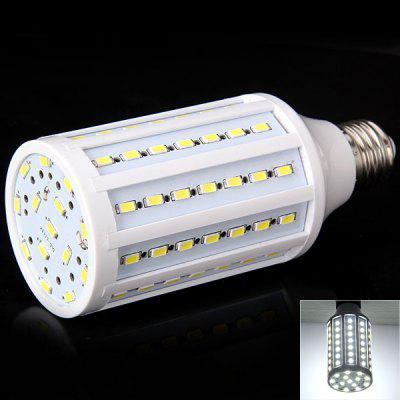 E27 24W 84 x 5730 SMD LED AC220 - 240V 2000lm White 6000 - 6500K Corn Lamp