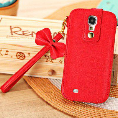Princess Style PU Leather Protective Case Cover for Samsung Galaxy S4 i9500 / i9505