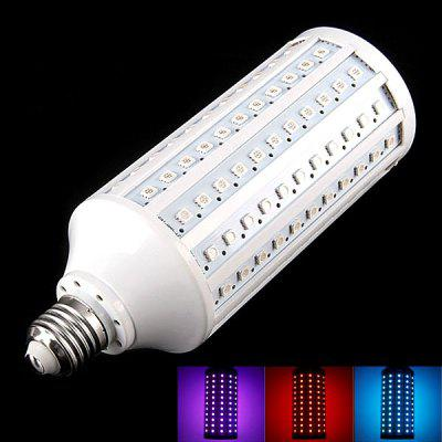 E27 50W 165 x 5050 SMD LED AC85 - 265V RGB Corn Lamp