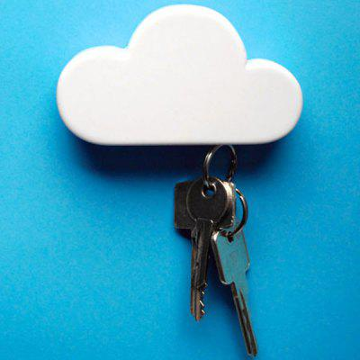 Cloud Style Magnetic Key Holder