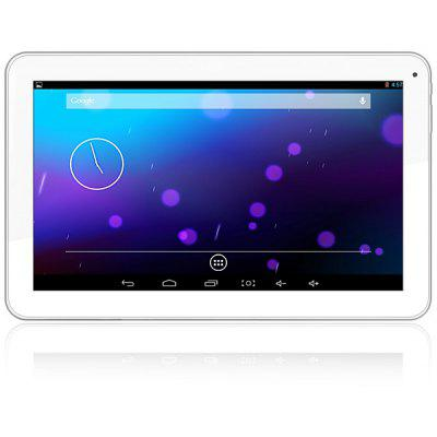 10.1 inch GDIPPO P706 Android 4.2 Tablet PC ATM7021 Cortex A9 Dual Core 1.2GHz WSVGA Screen 8GB ROM