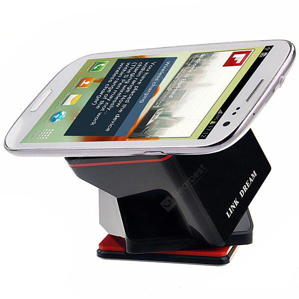 Multi-fonction Magic Cube Car QI Wireless Charging Mount Holder