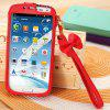 Princess Style PU Leather Protective Case Cover for Samsung Galaxy S4 i9500 / i9505 deal