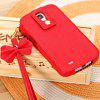 cheap Princess Style PU Leather Protective Case Cover for Samsung Galaxy S4 i9500 / i9505