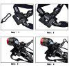 SingFire SF - 90 Cree XM - L T6 4 Modes 1000lm 18650 LED Headlamp with Battery and Charger