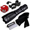 SingFire SF - 705A Cree XM - L T6 5 Modes 800lm Highlight 18650 LED Front Flashlight