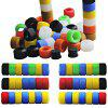12PCS Personality OQsport DIY Silicone Handlebar Grip Cover for Bicycle