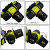 SingFire SF - 602B Cree XM - L T6 2 Modes 800lm 18650 LED Diving Headlamp - BLACK