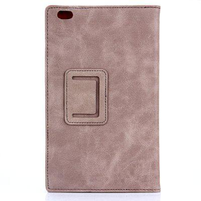 Special Support Function and Photo Frame Style PU Leather Case for 8 inch Ramos I8 Tablet PC