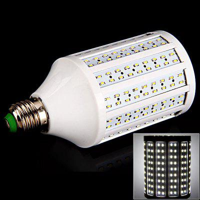 E27 25W 270 x 3014 SMD LED AC110V 2100lm White 6000K Corn Lamp