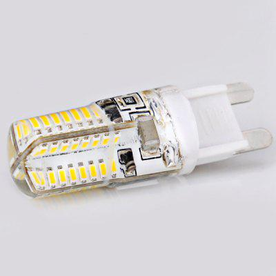 G9 Corn Lamp 3W AC220V 64 - SMD 3014 LED White Light