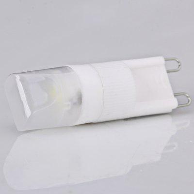 G9 COB LED Bulb Lamp 2W AC220V White Light