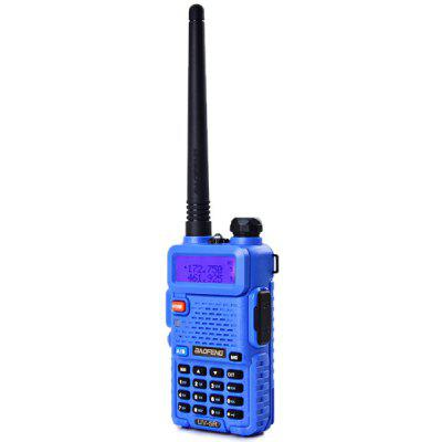 Baofeng BF - UV5R Dual Band FM Transceiver Two - way Radio Dual Standby Interphone Handheld Walkie Talkie