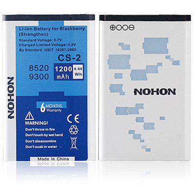 NOHON 3.7V 1200mAh Replacement Battery for Blackberry 8520 9300