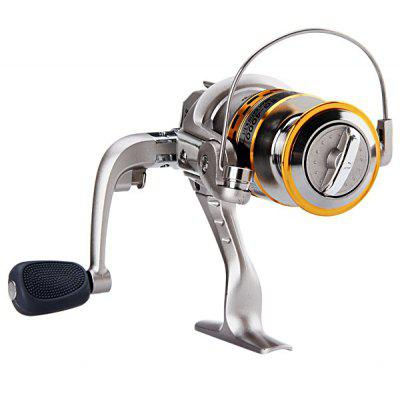 Practical Fishing Tackle SG - 4000A with 5.1:1 Gear Ratio 6 Ball Bearing Fishing Reel Spinning Reels