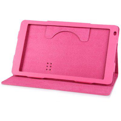Lichee Pattern Leather Protective Case with Stand Function Specially for 10.1 inch Ramos W27 Tablet PC