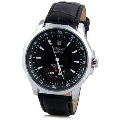 Winner Men Mechanical Watch
