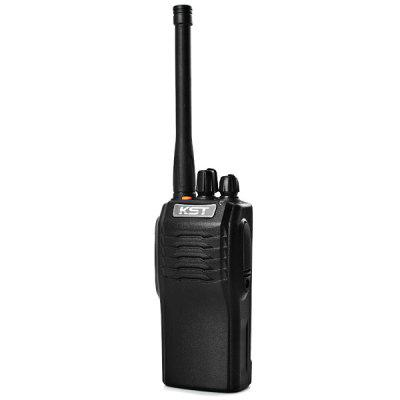 KST K - 208 IP67 Waterproof Handheld 16 Channels CTCSS / DCS Code VHF FM Transceiver Two - way Radio Interphone Walkie Talkie