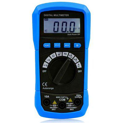 BSIDE ADM01 Mini Auto Range Digital Multimeter With Frequency