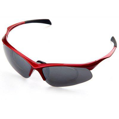 Obaolay Professional Sporty Anti-wind Motorcycle Goggles