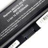 cheap D112 5200mAh Replacement Laptop Battery for HP Business Notebook 2230s Presario CQ20 Series 8cell (14.4V)