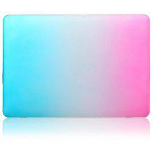 Colorful Rainbow Pattern Heat Emission PC Protective Case for Macbook Pro Retina 15.4
