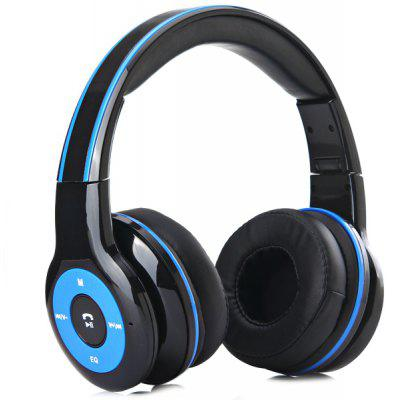 NK - S550 Heavy Bass Wireless Headphone Hands Free Headset with FM Bluetooth Built - in Mic for Smartphone / Tablet PC / Music Players