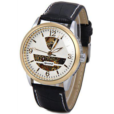 Gucamel Men Automatic Mechanical Watch