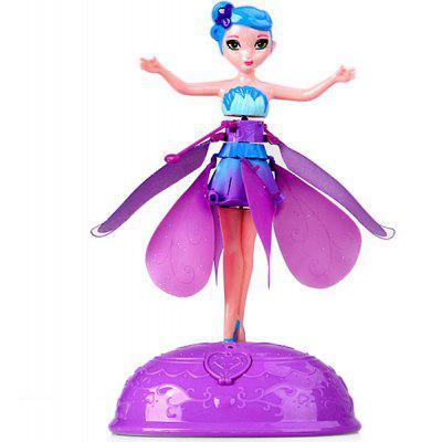 Hy 988a Magic Hover Detection Beautiful Flying Fairy Doll Toy With