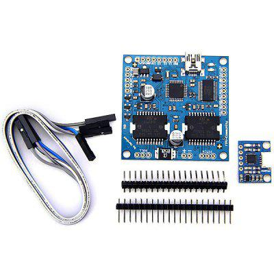 V3 Brushless Camera Mount Gimbal Control Panel Controller + Sensor Module Set for FPV