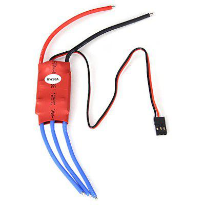 Genuine 20AMP 20A Electronic Brushless Motor Speed Controller ESC