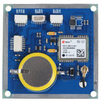 ZnDiy - BRY APM 2.6 Ublox NEO - 6M GPS Module for APM 2.6 Flight Controller Built - in Antenna and Electronic Compass