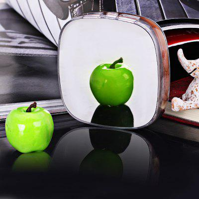 Dressing Case 5500mAh Portable Mobile Power Bank with Mirror Surface
