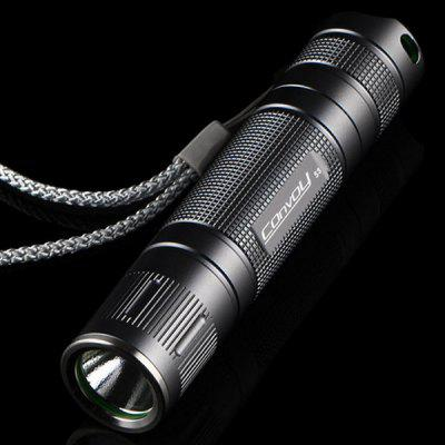 Convoy S3 Cree XML2 U2 - 1B 7135 x 8 8 - Mode 960lm Highlight LED White Flashlight ( 1 x 18650 )