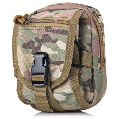 Outdoor Tactical style Mobile Phone Bag Multi - purpose Waist Bag Toolkit Tool Pouch