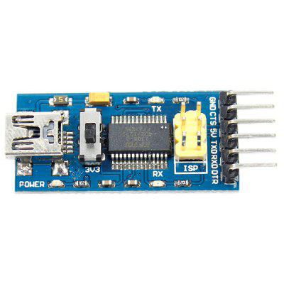 FT232RL Chip USB to Serial 232 TTL Adapter