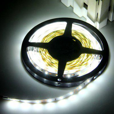 5M 30W 300 - SMD 3014 LED 3600lm White Non  -  Waterproof Car Decoration Light Strip