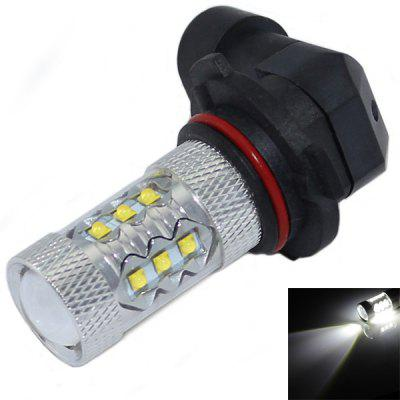 9006 80W 3000lm 16 CREE XBD R3 LED White Light Car Fog Light Headlamp (12 ~ 24V)