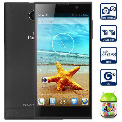 iNew ONE Android 4.23G Phablet MTK6582 Quad Core 1.3GHz 1GB RAM 4GB ROM 5.0 inch HD IPS Screen GPS